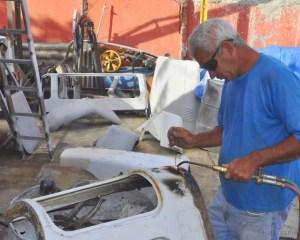 Cromador de Metais,Lanterneiro -R$ 1.400,00 - Auxiliar de manutenção veicular, ter proatividade - Rio de Janeiro