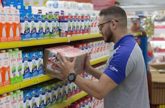 Repositor, Confeiteiro -R$ 1.185,00 - Efetuar a organização e limpeza de gôndolas, ser pontual - Rio de Janeiro