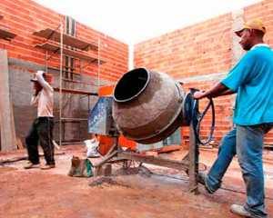 Pedreiro, Auxiliar de Logística - R$ 1.600,00 - Trabalhar em equipe, ter boa liderança - Rio de Janeiro