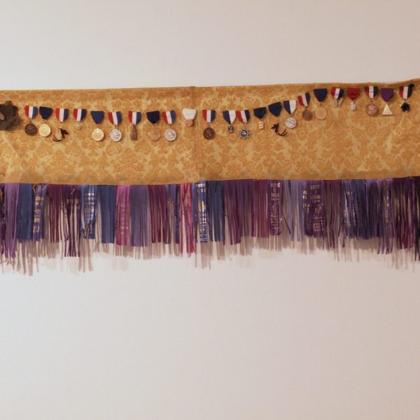 Ego Shawl- gallery view, 52x11""