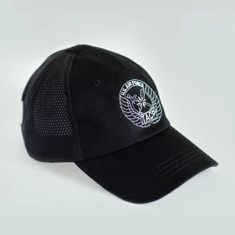 Rip-6-Inc-black-mesh-TACP-hat-front