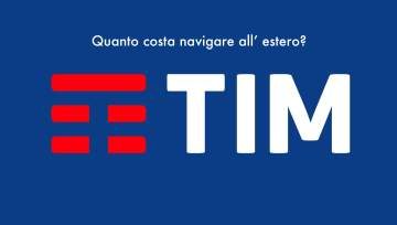 Costo Internet all'estero Tim e roaming dati