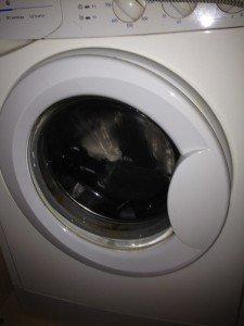 lavatrice carica e scarica