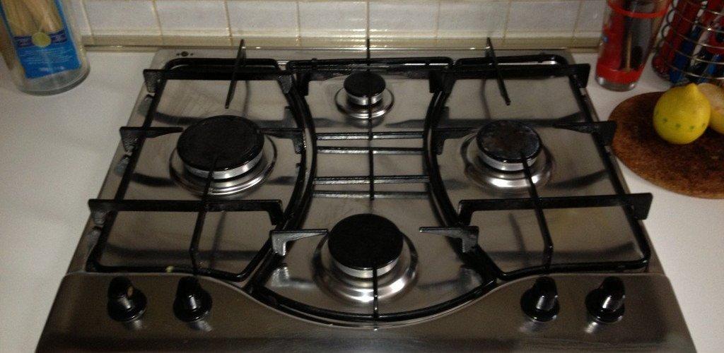 Non funziona accensione elettrica del piano cottura - Rex electrolux cucine a gas ...