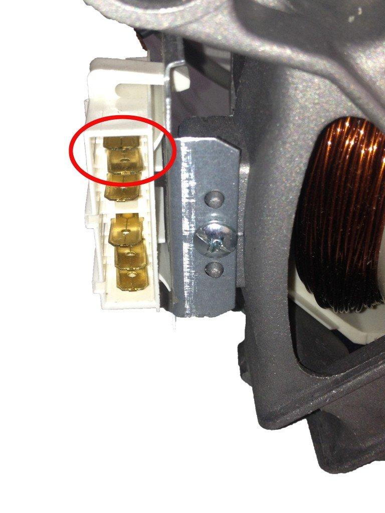 Schema Elettrico Lavatrice Rex : Come sostituire le spazzole del motore riparodasolo