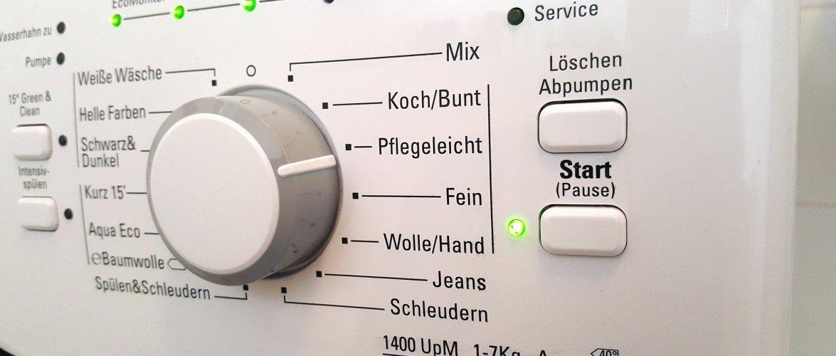 codici di errore lavatrice