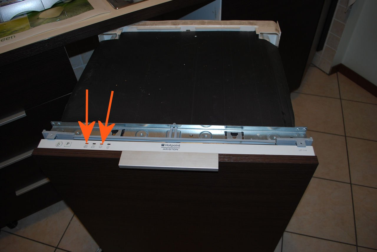 Schema Elettrico Lavastoviglie Hotpoint Ariston : Codici errore lavastoviglie ariston hotpoint indesit
