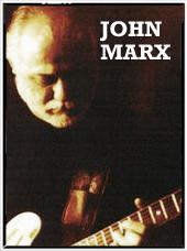 Rip Cat Records Proudly Presents - John Marx