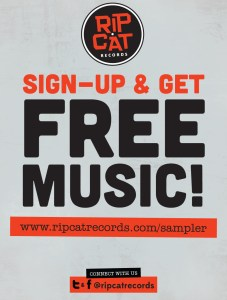 Free Rip Cat Records Music Sampler