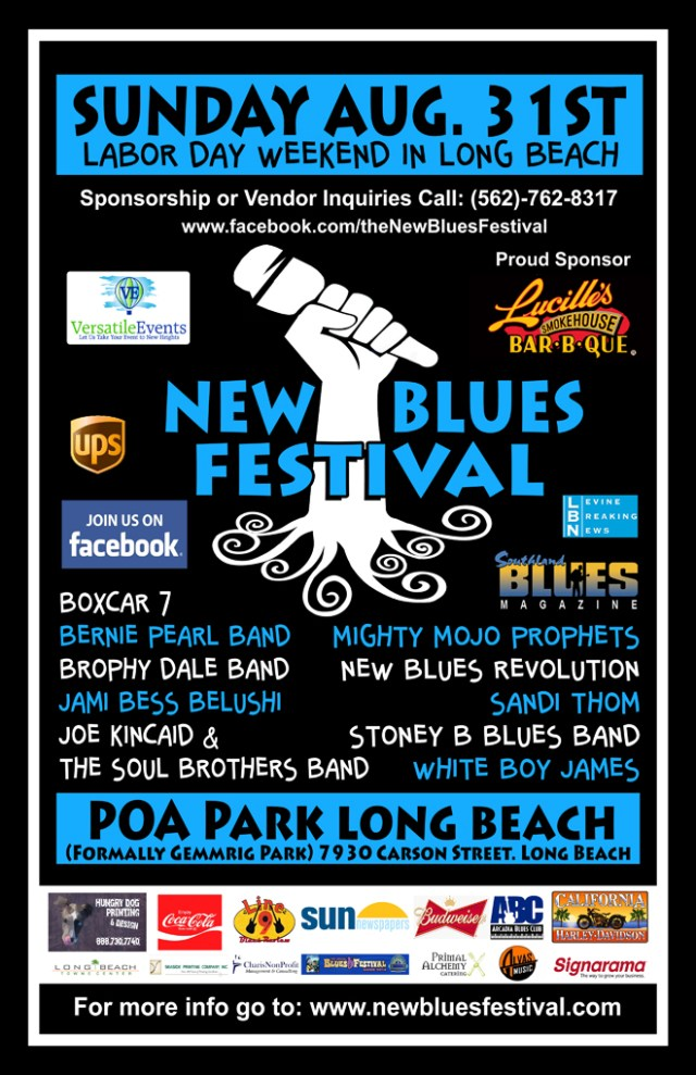 NEW BLUES FESTIVAL Official Poster w-logos small