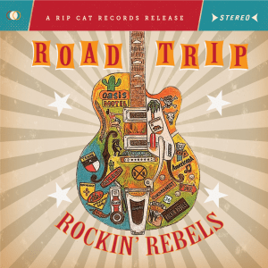 Road Trip - Cover Art