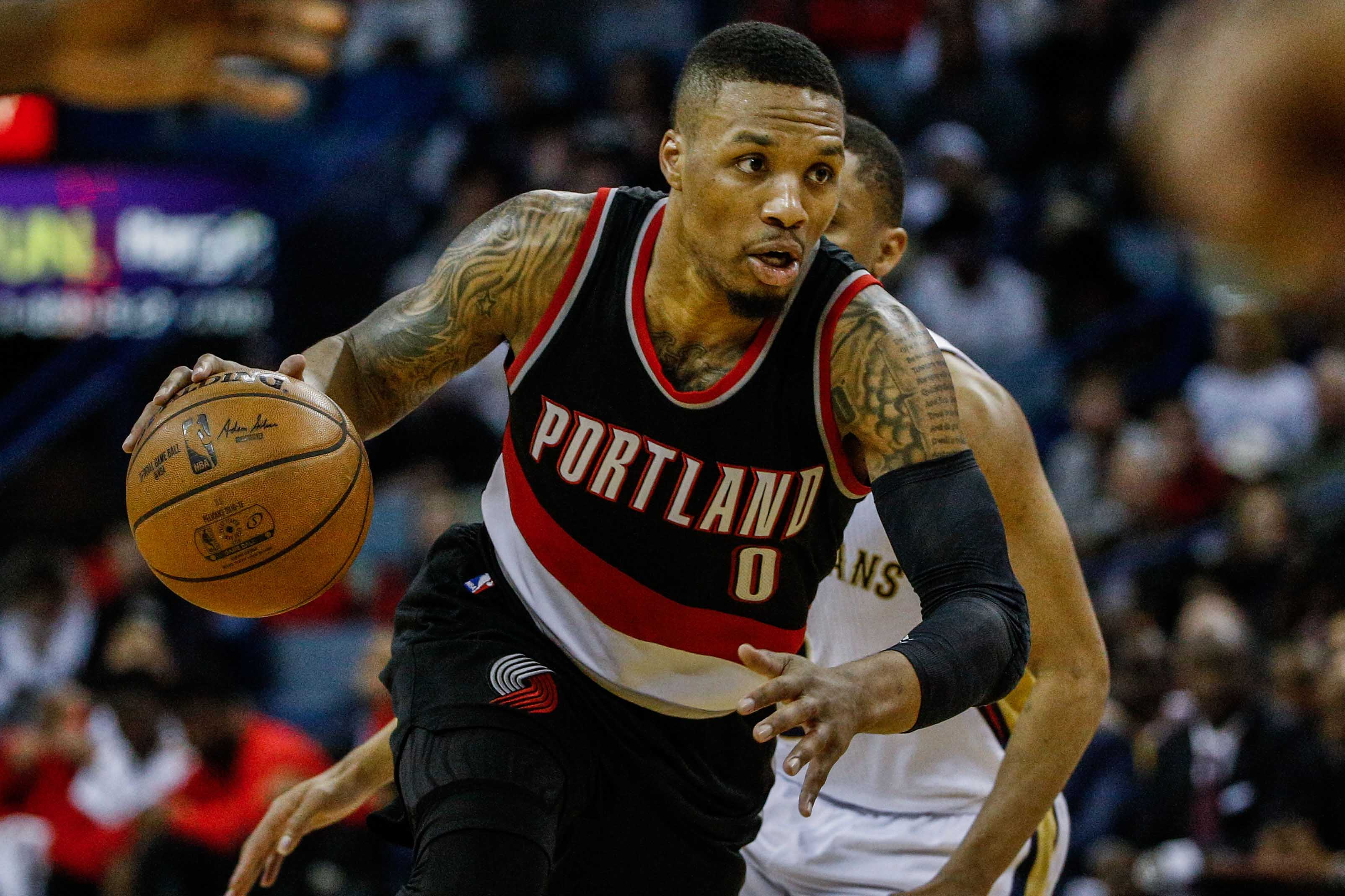 The Portland Trail Blazer Playoff Push Weve All Been