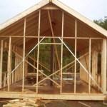 2001 - Ripens hytte bygges
