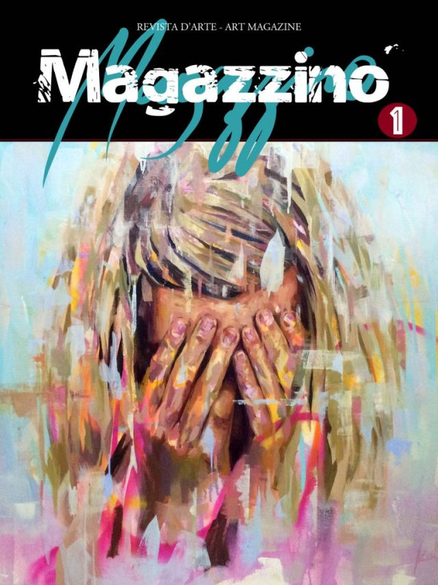 Magazzino 1 the new art magazine by Ripensarte 78d0a6c6947