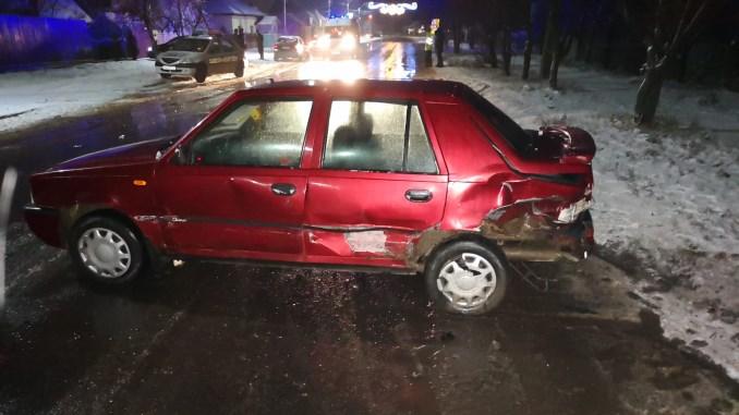 accident de circulație la Titu