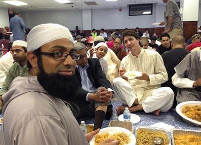 Canada : l'imam Trudeau prépare l'instauration de la charia
