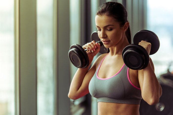 7 Dumbbell Exercises for the Ultimate Full Body Workout