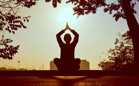 yoga, meditation, comfort