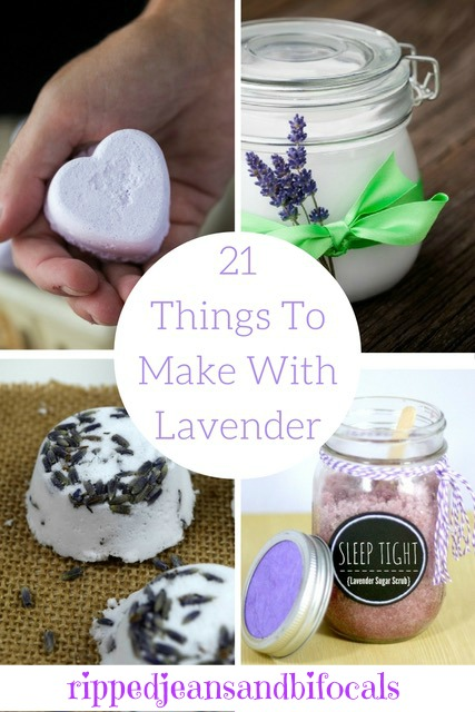21 Reasons To Love Lavender Ripped Jeans Bifocals