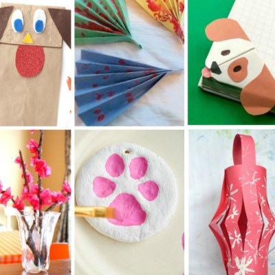 25+ Fun and Easy Crafts for Lunar New Year