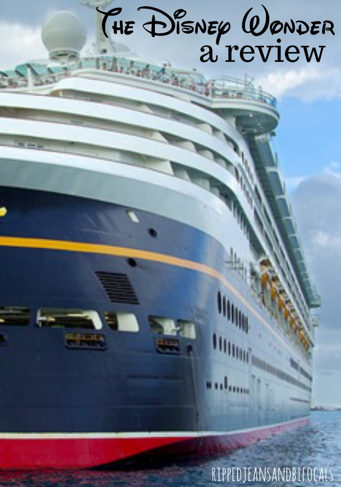 If you're considering going on a Disney Cruise, here is a review of the Disney Wonder that tells you everything you need to know. Spoiler alert: Awesome!