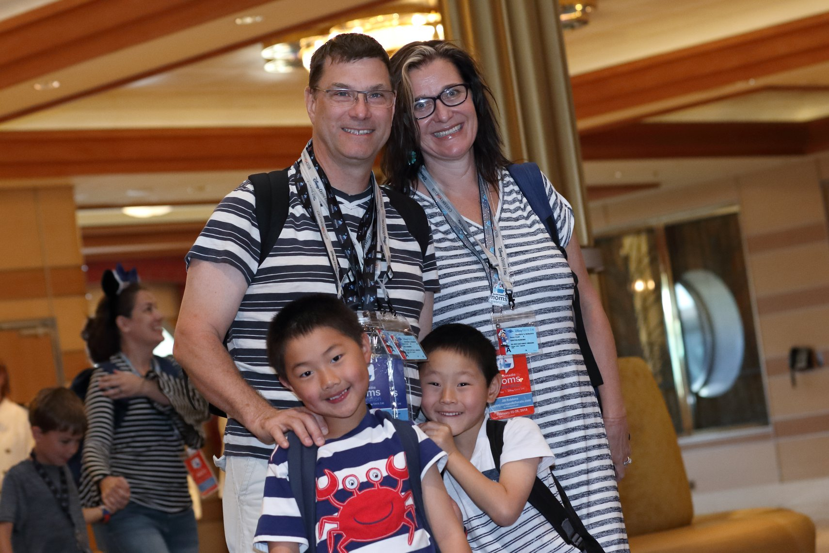 Review of the Disney Dream|Ripped Jeans and Bifocals
