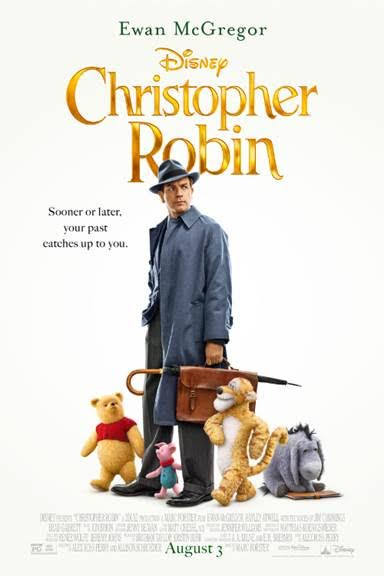 Join me in Los Angeles July 29-31 for the Christoper Robin Event #ChristopherRobinEvent