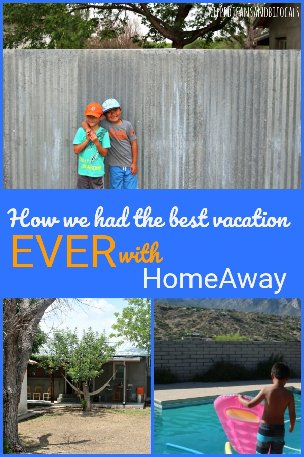 How to book with HomeAway for your best family vacation ever|Ripped Jeans and BIfocals