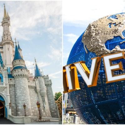 How Walt Disney World Compares to Universal Studios Orlando