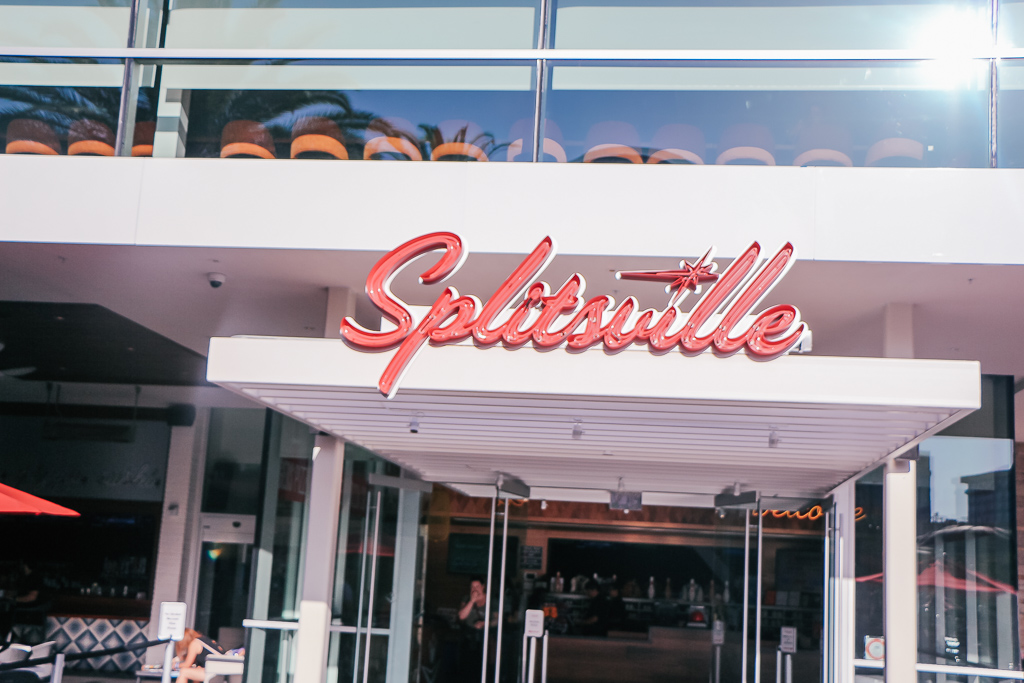 Reasons to go to Splitsville in Downtown Disney