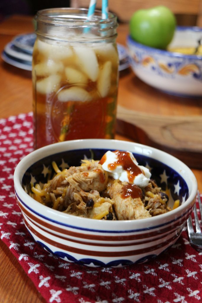 Perdue Family Bundle as part of an easy meal solutions - A delicious chicken taco bowl