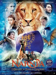 The Chronicles of Narnia: The Voyage of the Dawn Treader - June 24