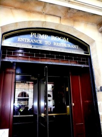 The Pump RoomEntrance