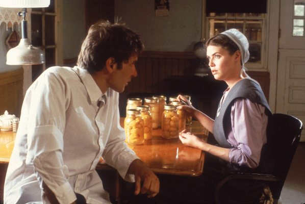 Witness Harrison Ford and Kelly McGillis