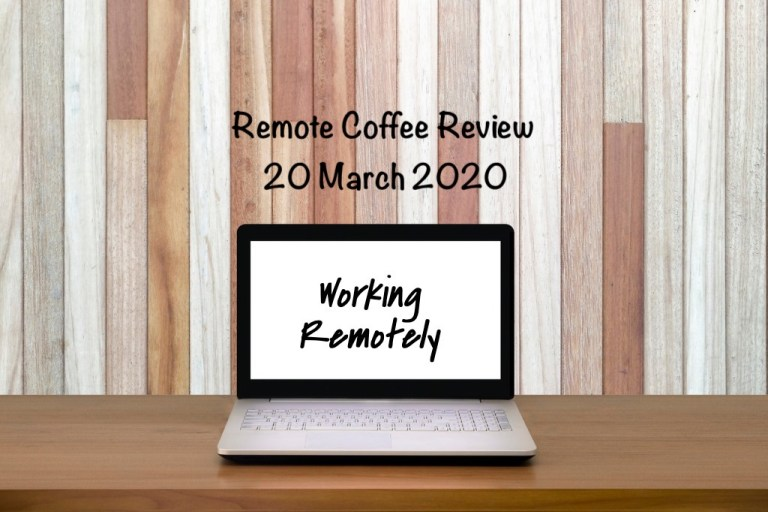 Remote working review