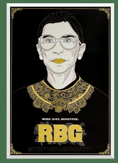 Poster of RBG