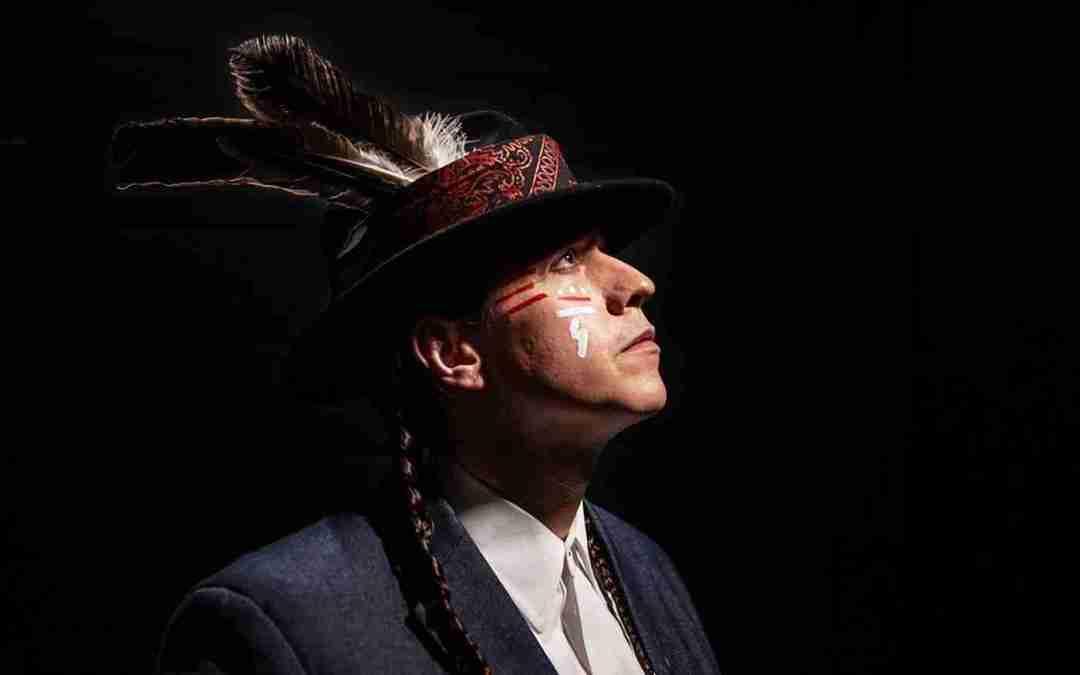 Indigenous Rapper Joey Stylez Opens Music Studio to Mentor Emerging Artists