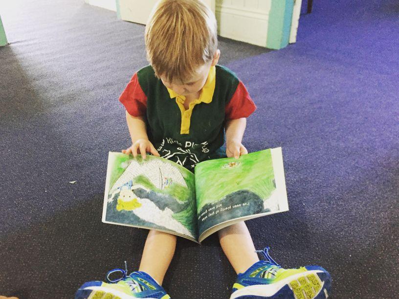 jack reading