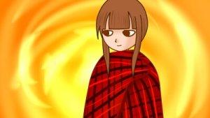 【4コマ】節約に向いている暖房器具の話