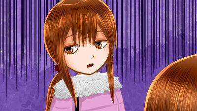 【4コマ】妹がうなぎをご馳走してくれそうだったから逃げた話