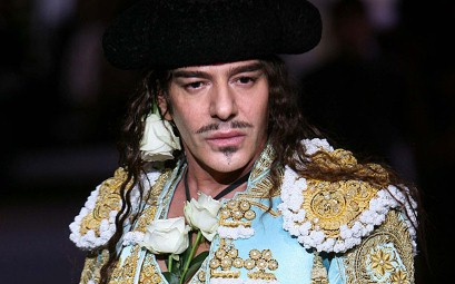Image result for john galliano
