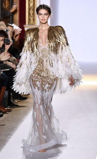 Paris Haute Couture Zuhair Murad Springsummer 2013 In