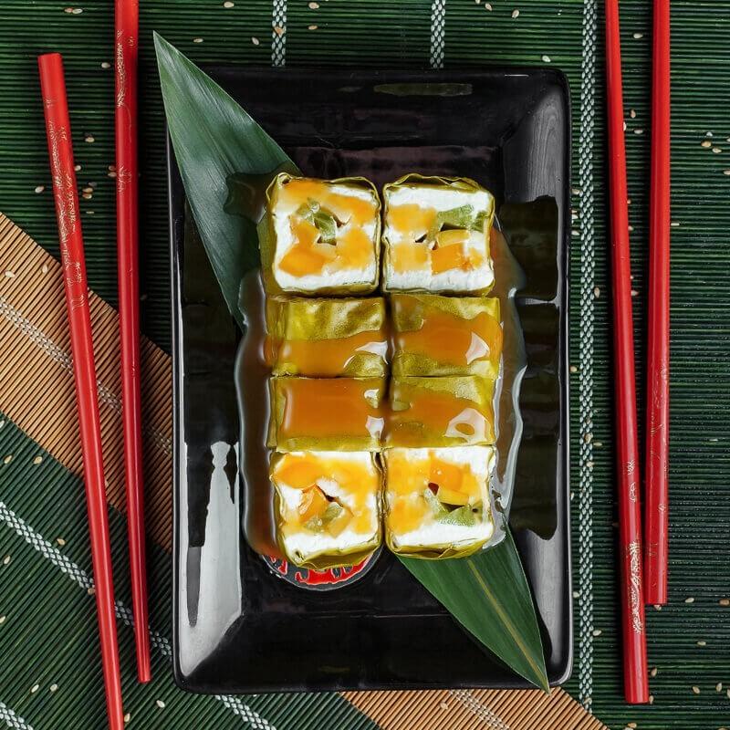 Кимото ролл (сладкий ролл)