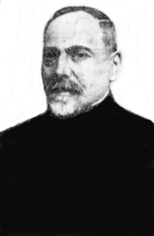 Preotul Avram Corcea din Coștei