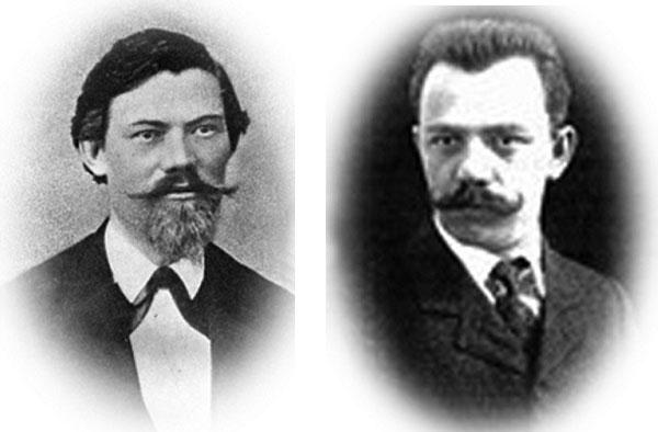 Frații Ion și Alexandru Lapedatu