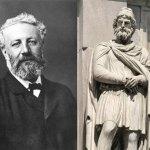 Jules Verne despre români