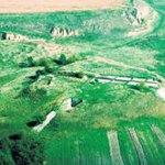 """Cetatea dacică """"Jidova"""" din regiunea Biserica Albă"""