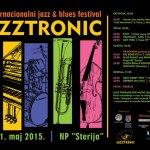 """Jazztronic""- promotorul culturii jazz"