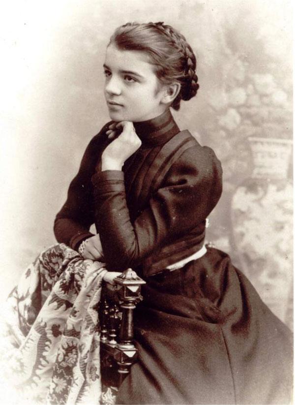 Sofia Imbroane, născută Topor, Cernăuți, 1901