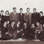 Școala Normală, anul școlar 1952/53